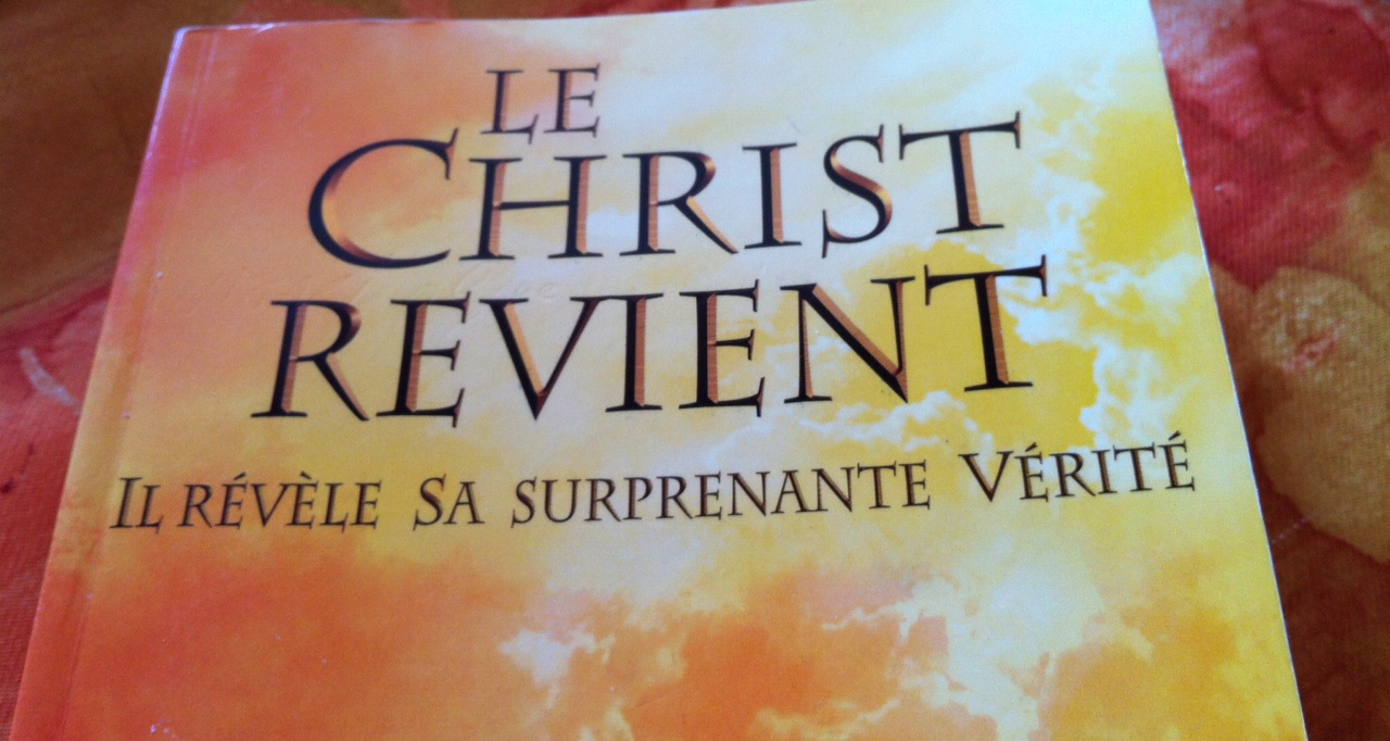 photo Christ revient